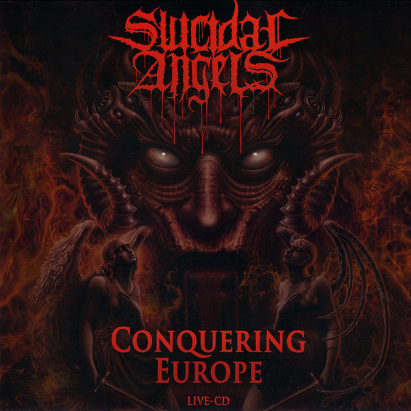 Conquering Europe - Live CD